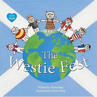 The Westie Fest - Corrie's Capers by Alison Page - 9781999926502 Book
