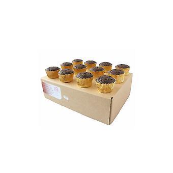 Makea menestys suuri suklaa cupcakes - laatikko 24