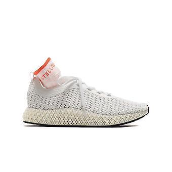 Adidas by Stella Mccartney Ezcr024007 Damen's Weiße Stoff Sneakers