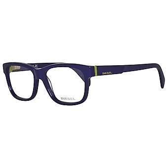 Quadro de óculos feminino Diesel DL5072-081-53 Roxo (ø 53 mm)