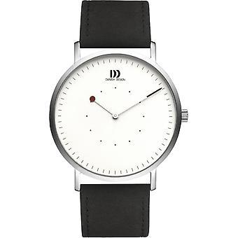 Danska Design IQ12Q1274 På Dot Mäns Watch