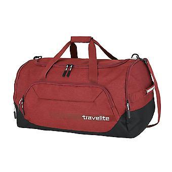 travelite Kick Off matkalaukku L, 34 cm, 73 L, punainen