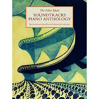 The Faber Music Soundtracks Piano Anthology - 9780571541201 Book
