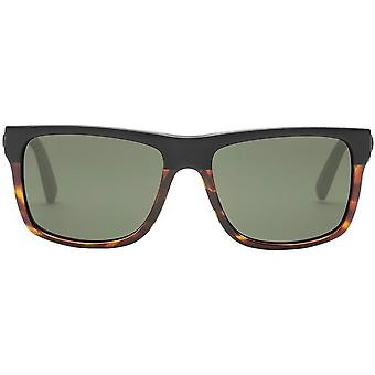 Electric California Swingarm Sunglasses - Darkside Tortoise Shell/Polarized Grey