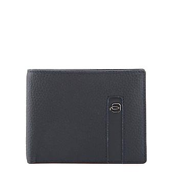 Man leather coin purse with credit card holder p01143