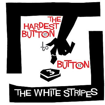 White Stripes - Hardest Button to Button / st. Ides of March [Vinyl] USA import