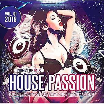 House Passion 2019 Vol. 01 [CD] USA import