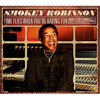 Smokey Robinson - Time Flies when You're Having Fun [CD] USA import