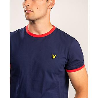 Lyle & Scott Lyle & Scott Mens Ringer T-Shirt