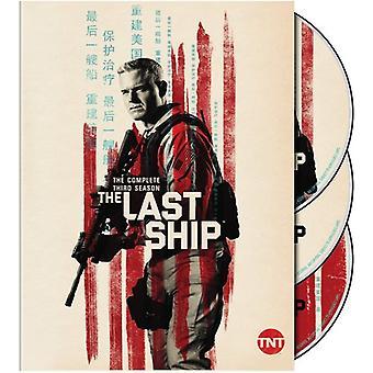 Dernier navire: The Complete Third Season [DVD] USA import