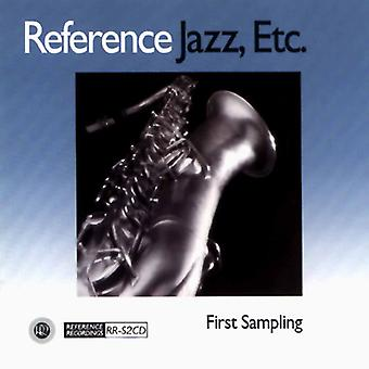 Reference Jazz Etc. - First Sampling [CD] USA import