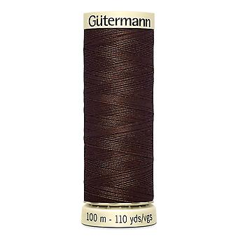 Gutermann Sew-all 100% Polyester Thread 100m Hand and Machine Colour Code  - 694