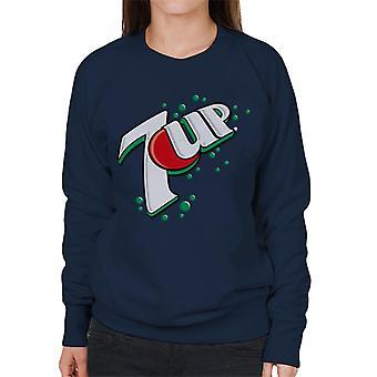 7up 00s Bubble Logo Women's Sweatshirt