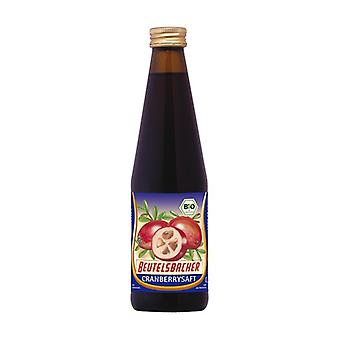 American Red Cranberry Juice 330 ml