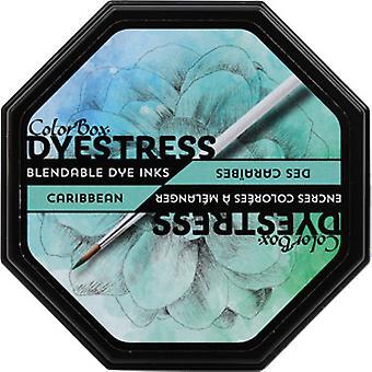 Clearsnap Colorbox Dyestress Mischbare Farbstoff Tinte voller Größe Karibik