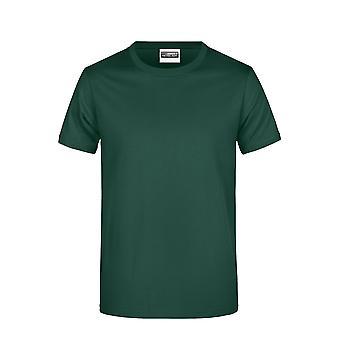 James og Nicholson Mens Grunnliggende T-Shirt