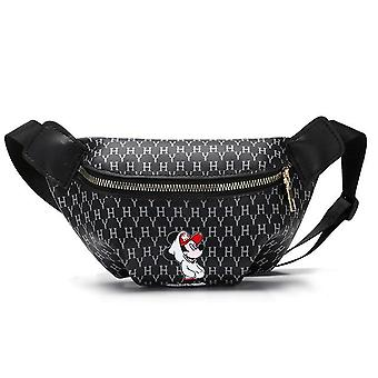 Mickey Mouse Waist Bag -donne Borsa Fashion Spalla Messenger Bag
