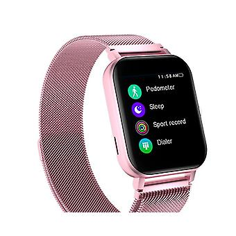 Smart Watch Waterproof For Men And Women -sport Fitness Bracelet Compatible With Android And Ios