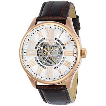 Relógio de couro Vintage Invicta 22569
