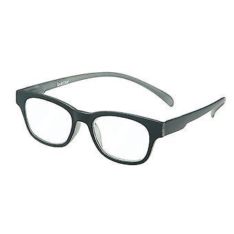 قراءة نظارات Unisex Wayline-القرد الأسود قوة +1.00 (le-0167A)