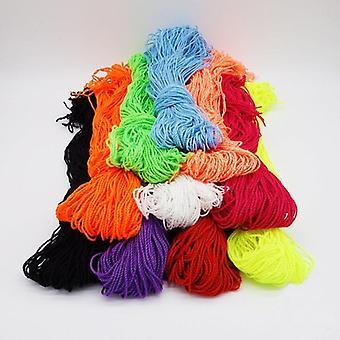 50/100 Pcs/lot Yoyo String Yo Yo  Rope  Professional Yoyo Gyro Polyester Line 5 Color