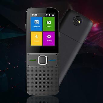 Upgrade 137 Language Translator Smart Voice Translator T10 Offline Translator In Real Time Language