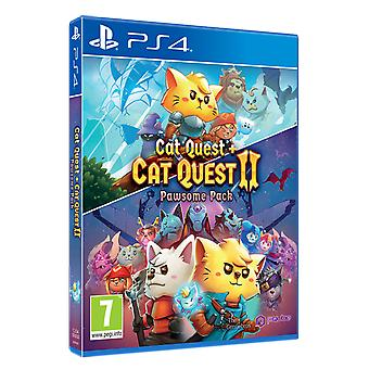 Cat Quest 2 Pawsome Pack PS4 Game