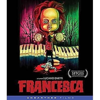 Francesca [Blu-ray] VS import