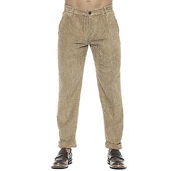 Beige Care Label Men's Pants