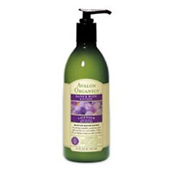 Avalon Organics Lotion Bio Lavendel, 12 Oz (Lotion)