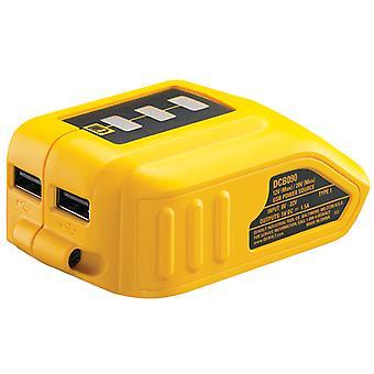 DEWALT DCB090 USB töltő 10.8-18V Li-Ion DEWDCB090