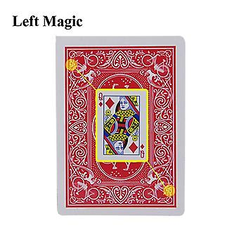 Magic Cards Marked Stripper Deck Playing Poker Close-up Street Kid Child Puzzle