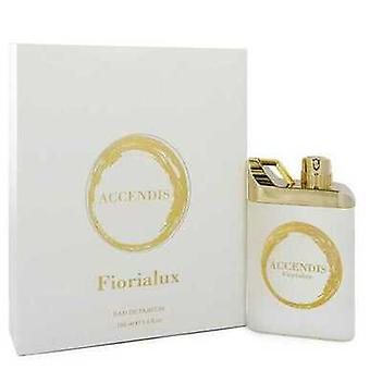 Fiorialux By Accendis Eau De Parfum Spray (unisex) 3.4 Oz (women) V728-550518