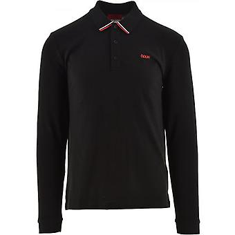 HUGO Schwarz Donol 211 Polo Shirt