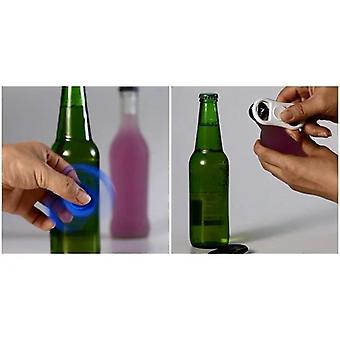 Dual-bar Fidget Spinner & Bottle Opener