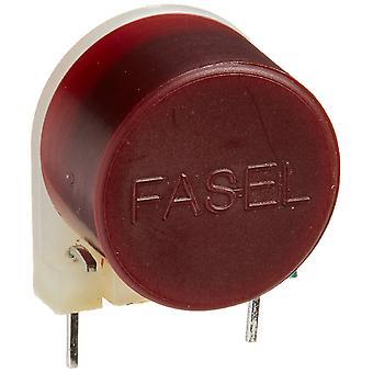 Inducteur de fasel Dunlop fl02r, rouge