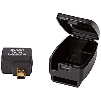 Adaptateur wlan Nikon wu-1a - adaptateur de réseau usb (port wlan 802.11b, port wlan 802.11g), noir