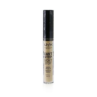 NYX Can't Stop Won't Stop Contour Concealer - # Natural 3.5ml/0.11oz