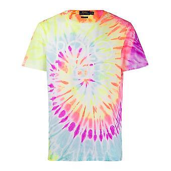 Tye Dye Logo T-skjorte