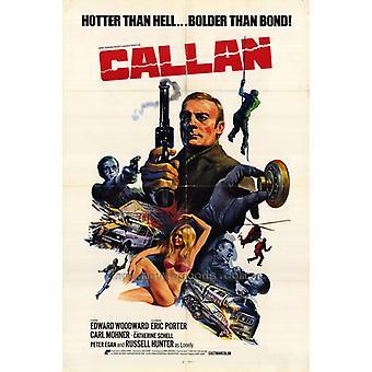 Печать плаката фильма «Каллэн» (27 x 40)