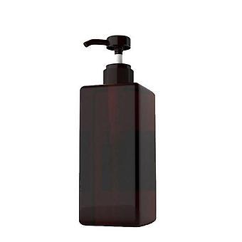 Empty Pressure Bottle For Shower Gel, Shampoo, Bath Body Conditioner, Dispenser