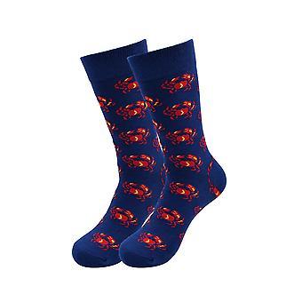 Sick Sock Food Service Dress Casual Socks