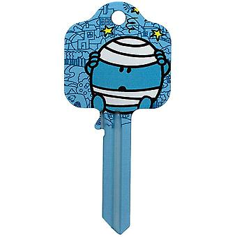 Mr Men Mr Bump Door Key