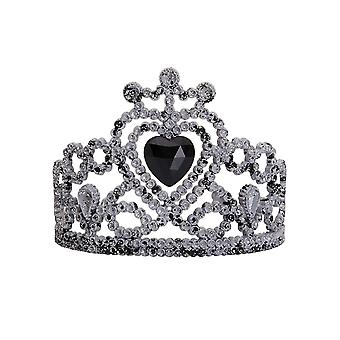 Bristol Novelty Womens/Ladies Stone Heart Tiara