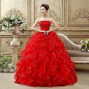 כתף אחת לנשים, שמלת נשף פרווה