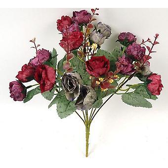 Silk Rose Artificial Flower