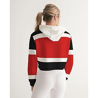 Women's Fashion Cropped Hoodie