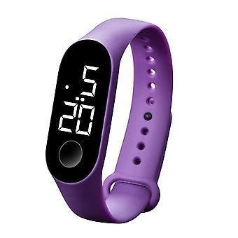 Led Electronic Sports Luminous Sensor Watches, Men And Women, Dress Digital