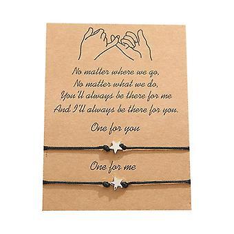 Diy charme armband voor vriendschap, vulkanische stenen kraal armbanden, vrouwen, man,
