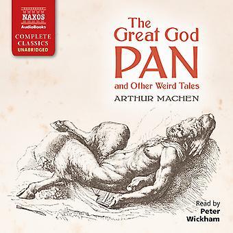 Machen*Arthur - Great God Pan & Other Weird Tales [CD] USA import